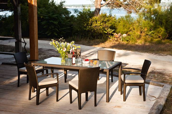 Dedon Panama Contemporary Outdoor Furniture