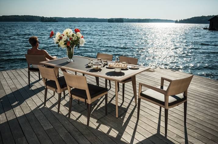 Dedon Summerland Modern Outdoor Furniture