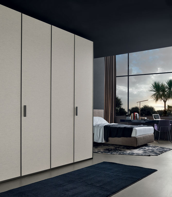 Poliform Tess & Poliform Tess | Modern European Closet | Naples Florida