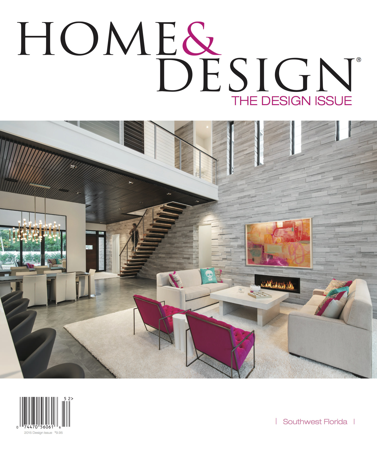 Superbe Home U0026 Design Magazine May 2015