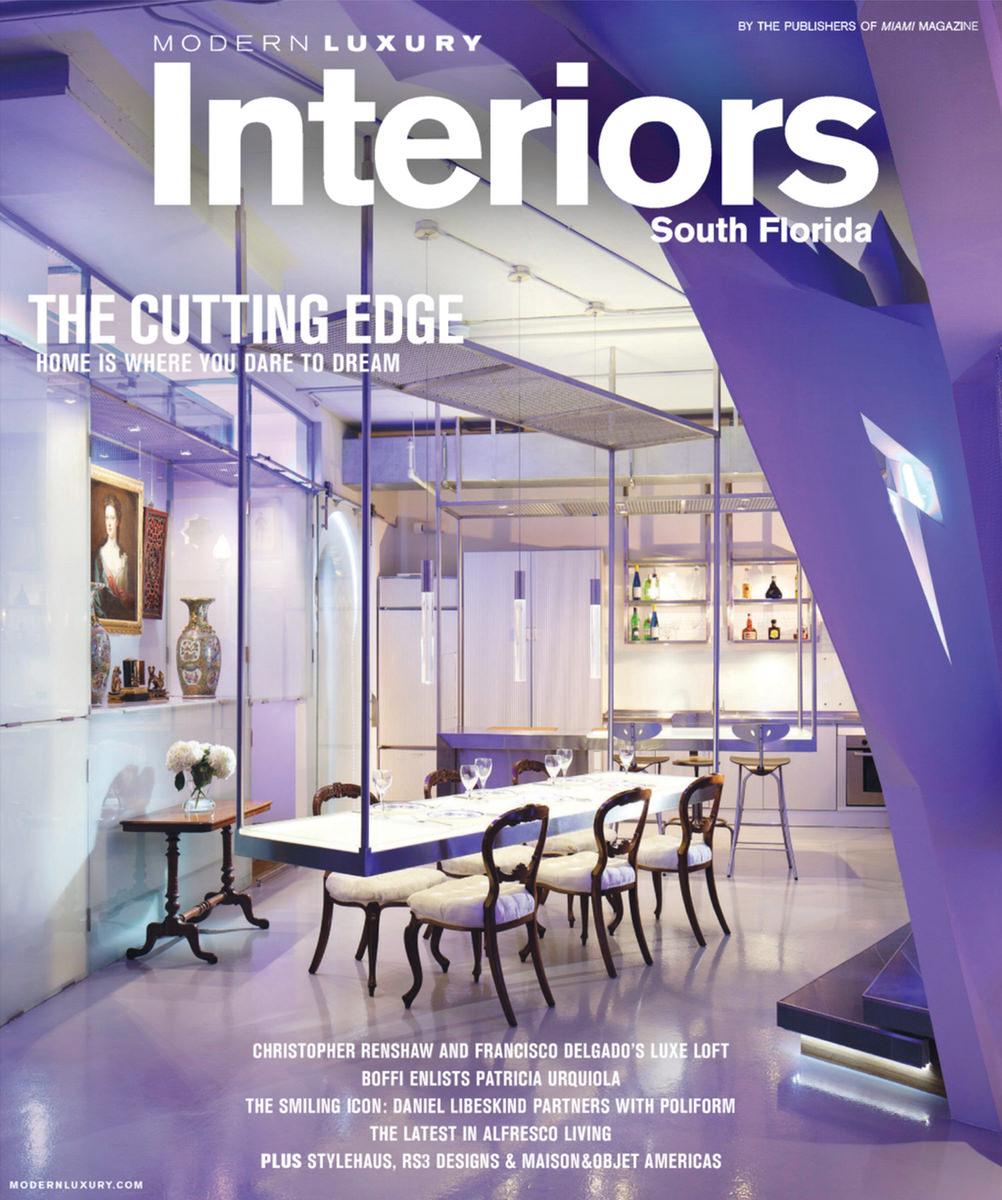 Modern Luxury Interiors Magazine